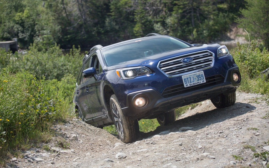 2015 Subaru Outback Fearless And Comfortable 39 49