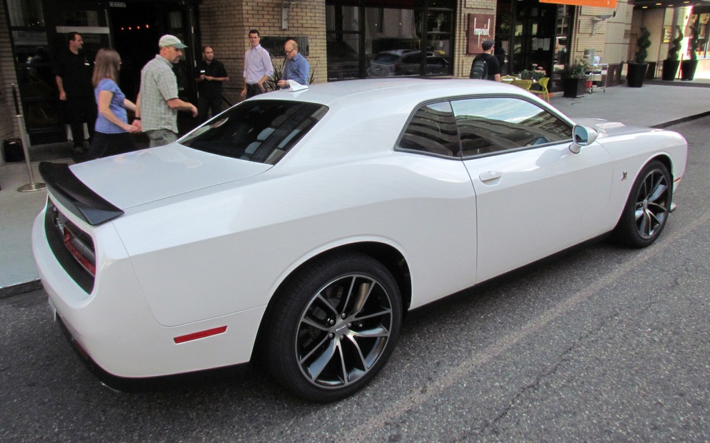 2015 Dodge Challenger Hellcat It S All About The