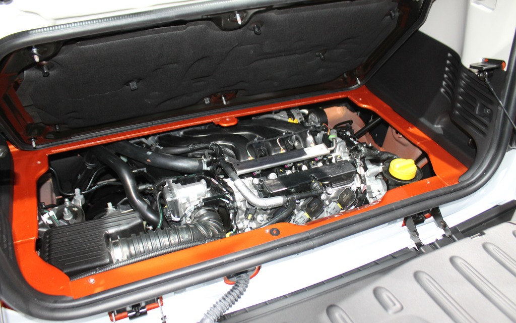 New Small Car Engines