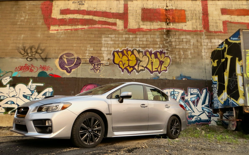 The 2015 Subaru WRX is a triumph in more ways than one.