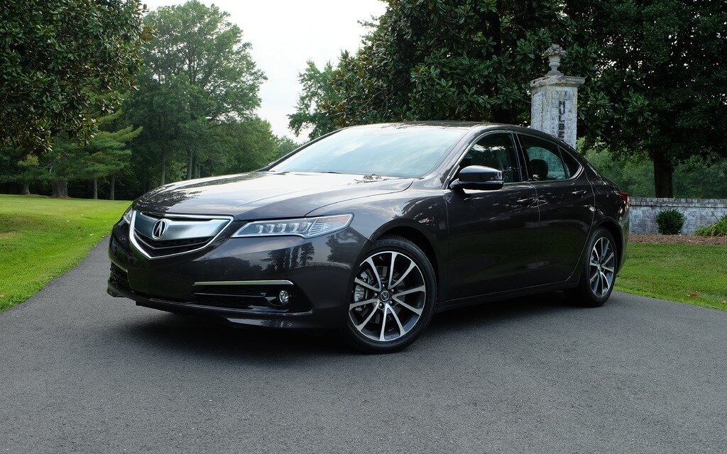 2015 Acura Tlx Spring Cleaning The Car Guide