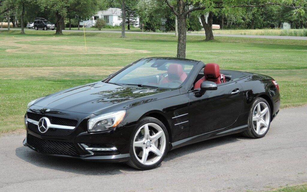 Mercedes benz sl550 2014 prestige performance et confort for Prestige mercedes benz
