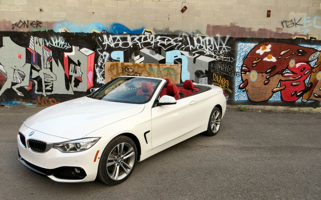 2014 bmw 428i xdrive learning how to compromise the car guide. Black Bedroom Furniture Sets. Home Design Ideas