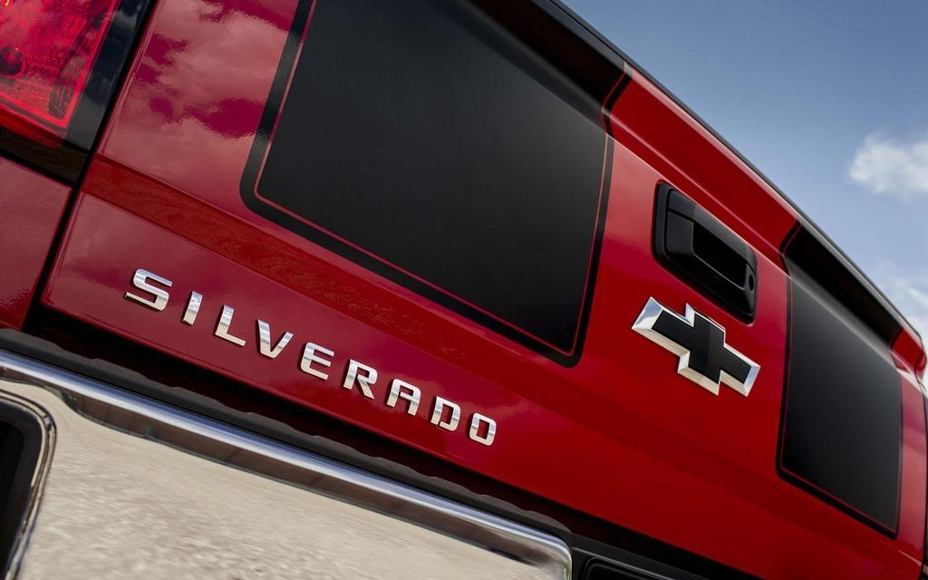 Chevrolet Silverado 1500 Rally