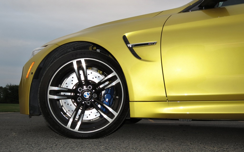 2015 BMW M3/M4 - Heads For Style, Tails For Space - 55/62