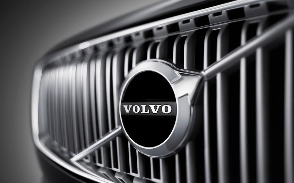 Volvo a un nouveau logo.