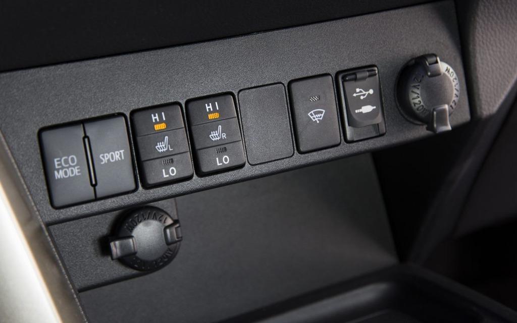 2015 Toyota Rav4 The Safe Bet 22 22