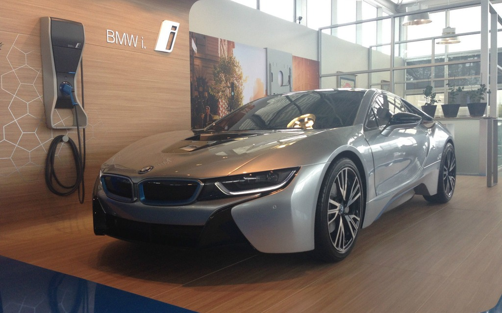 The Least Expensive Way To Get A BMW I8