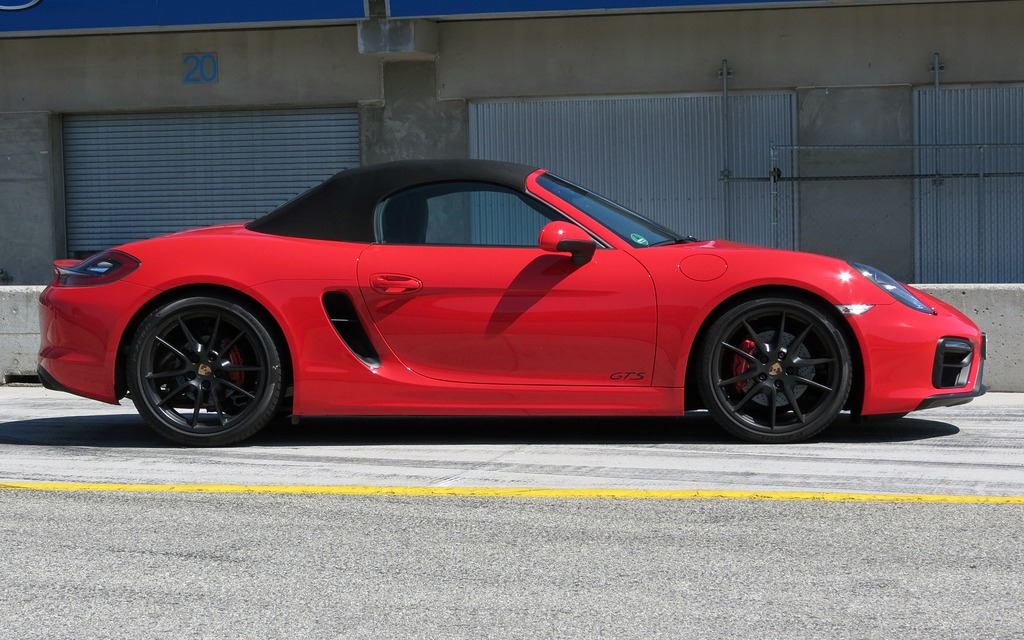 2015 Porsche Boxster And Cayman Gts Impressive Variations 1530