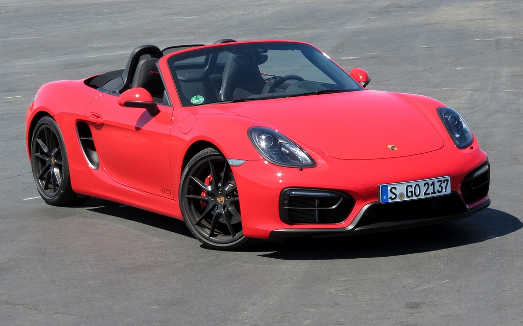 2015 Porsche Boxster And Cayman Gts Impressive Variations