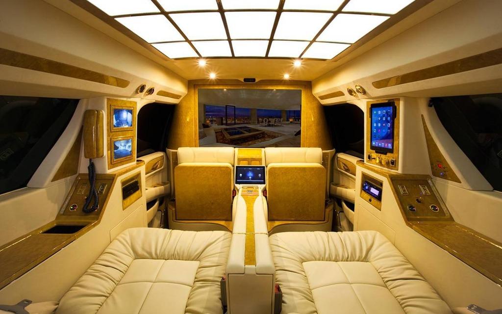Lexani Unveils The Concept One A Vip Cadillac Escalade 12 14