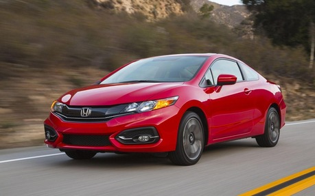 Honda Models 2015 >> Small Changes For The 2015 Honda Civic The Car Guide