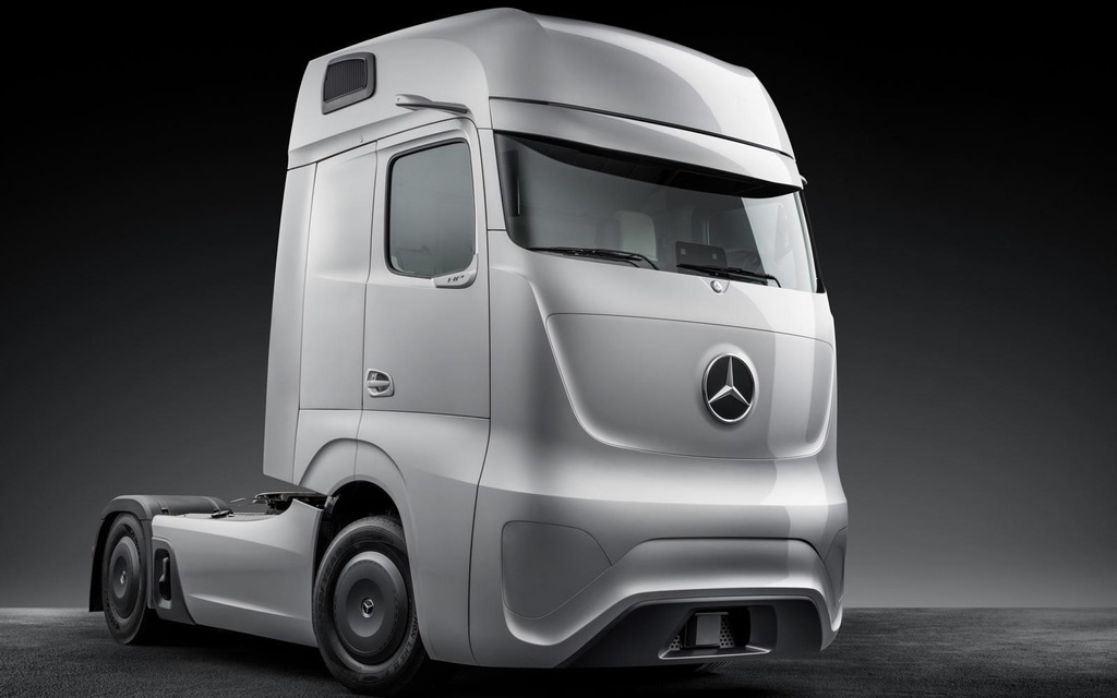 Mercedes-Benz FT 2025 Concept