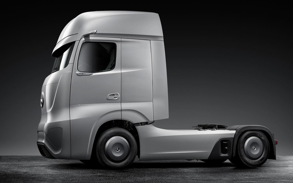Mercedes Benz Ft 2025 The Truck Of The Future 6 13