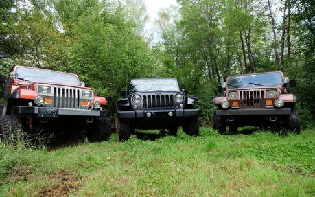 It's A Jeep Thing: YJ vs JK vs YJ - The Car Guide