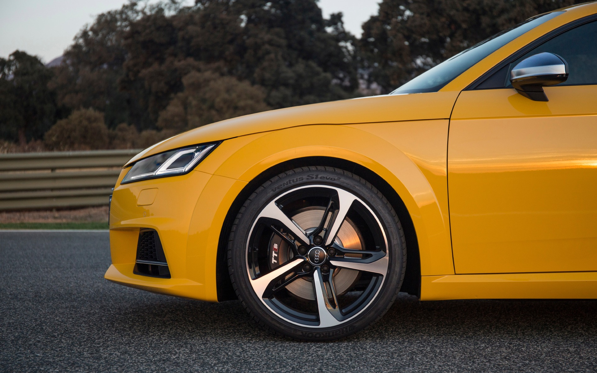 2016 Audi Tt A Close Encounter Of The Third Kind 8 20