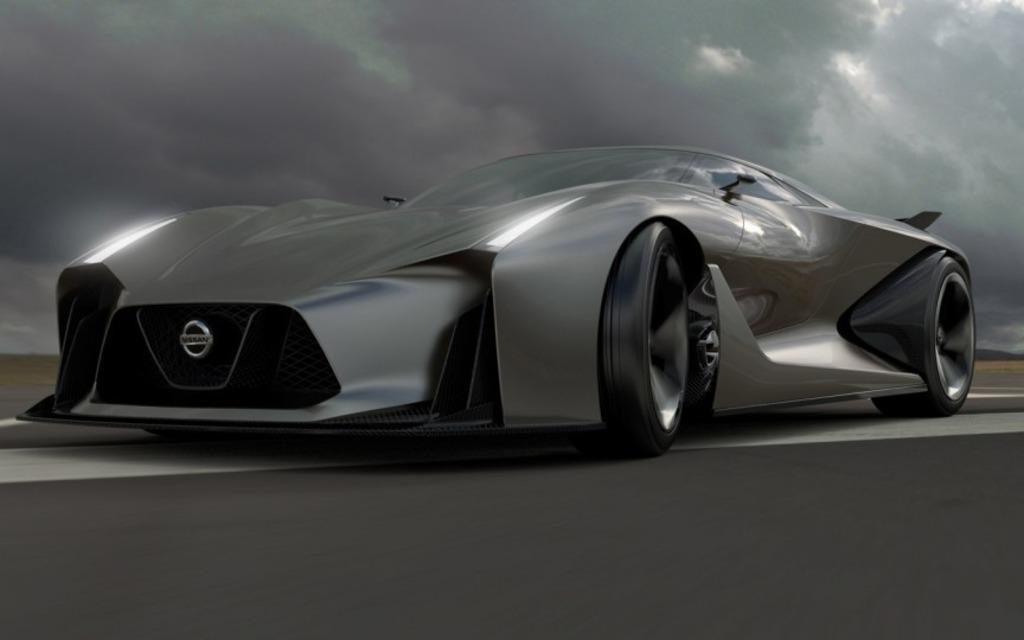 La prochaine Nissan GT-R?