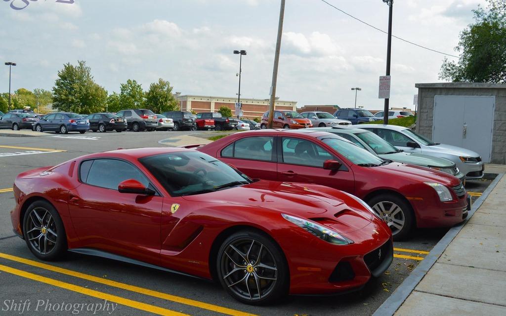 Ferrari F12 Sp America Spotted In The Wild 2 7