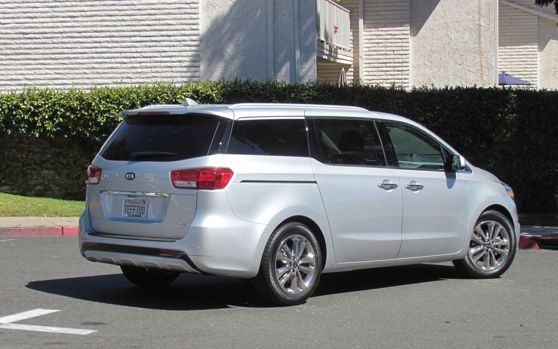 2015 Kia Sedona The Minivan That Isnt Car Guide 2 0 Engine Diagram