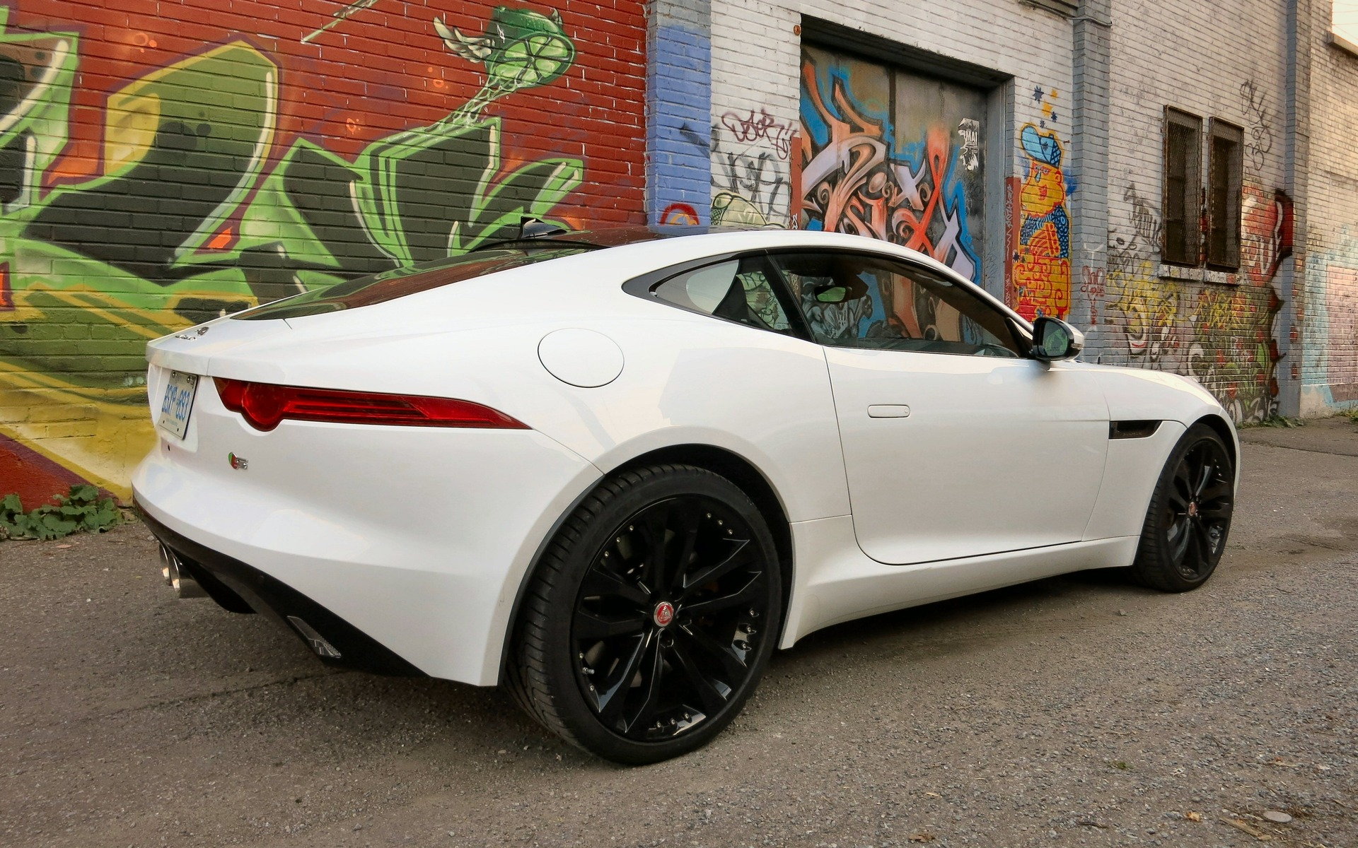 F Type Coupe >> 2015 Jaguar F-Type S Coupe: Perfection, Part II - 3/21