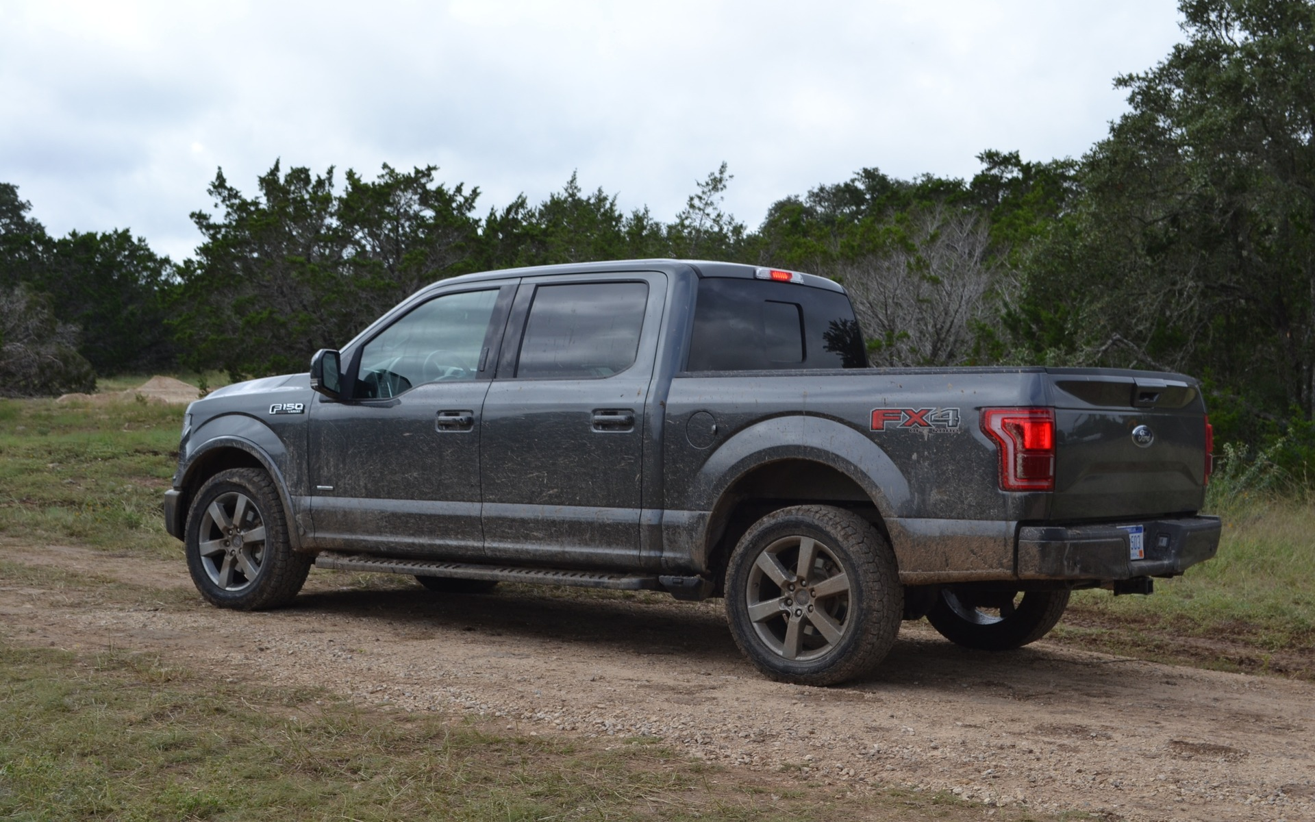 2015 ford f 150 punching above its weight the fx4 off road package