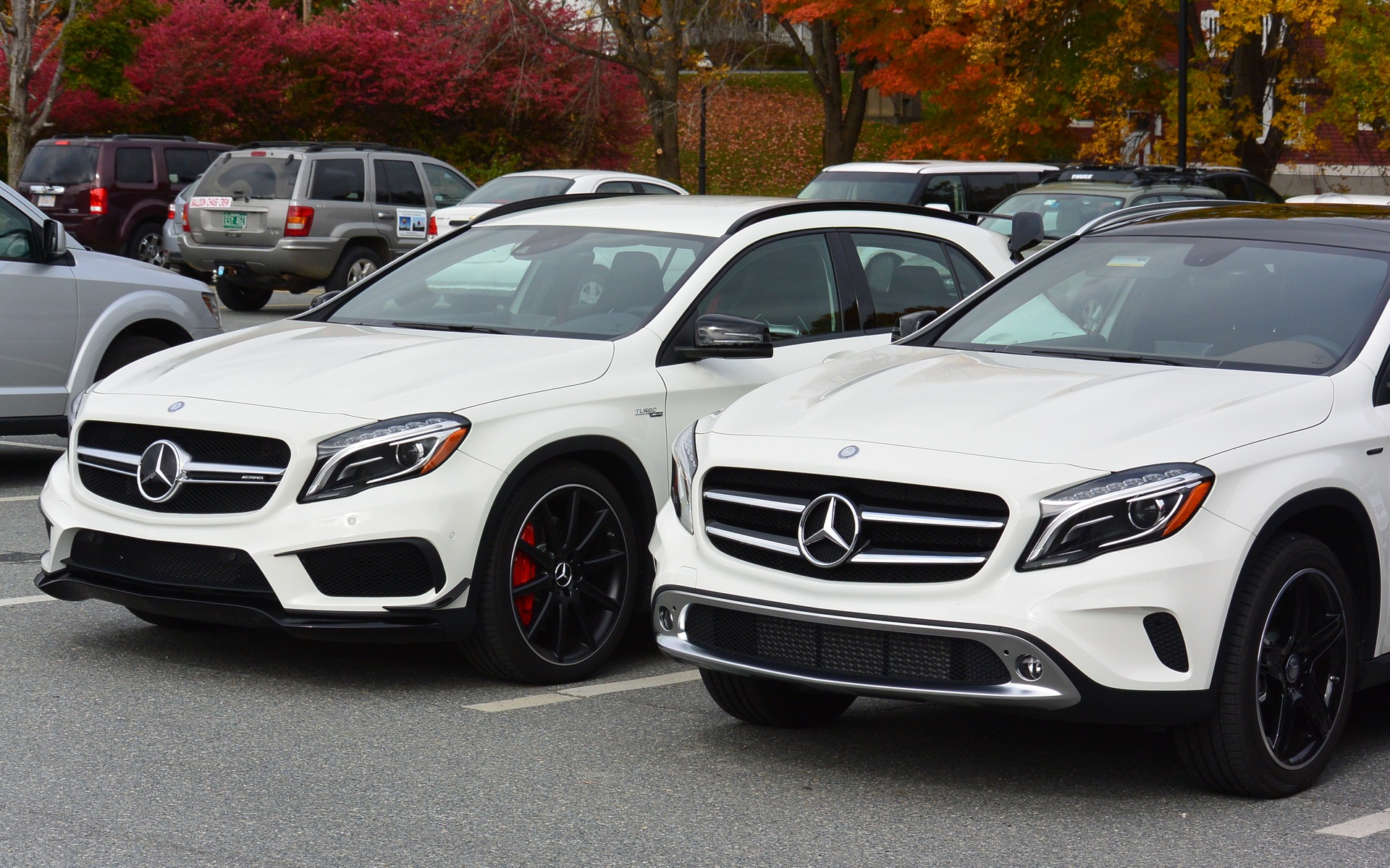 2015 Mercedes Benz Gla Practical Or Sporty 4 36