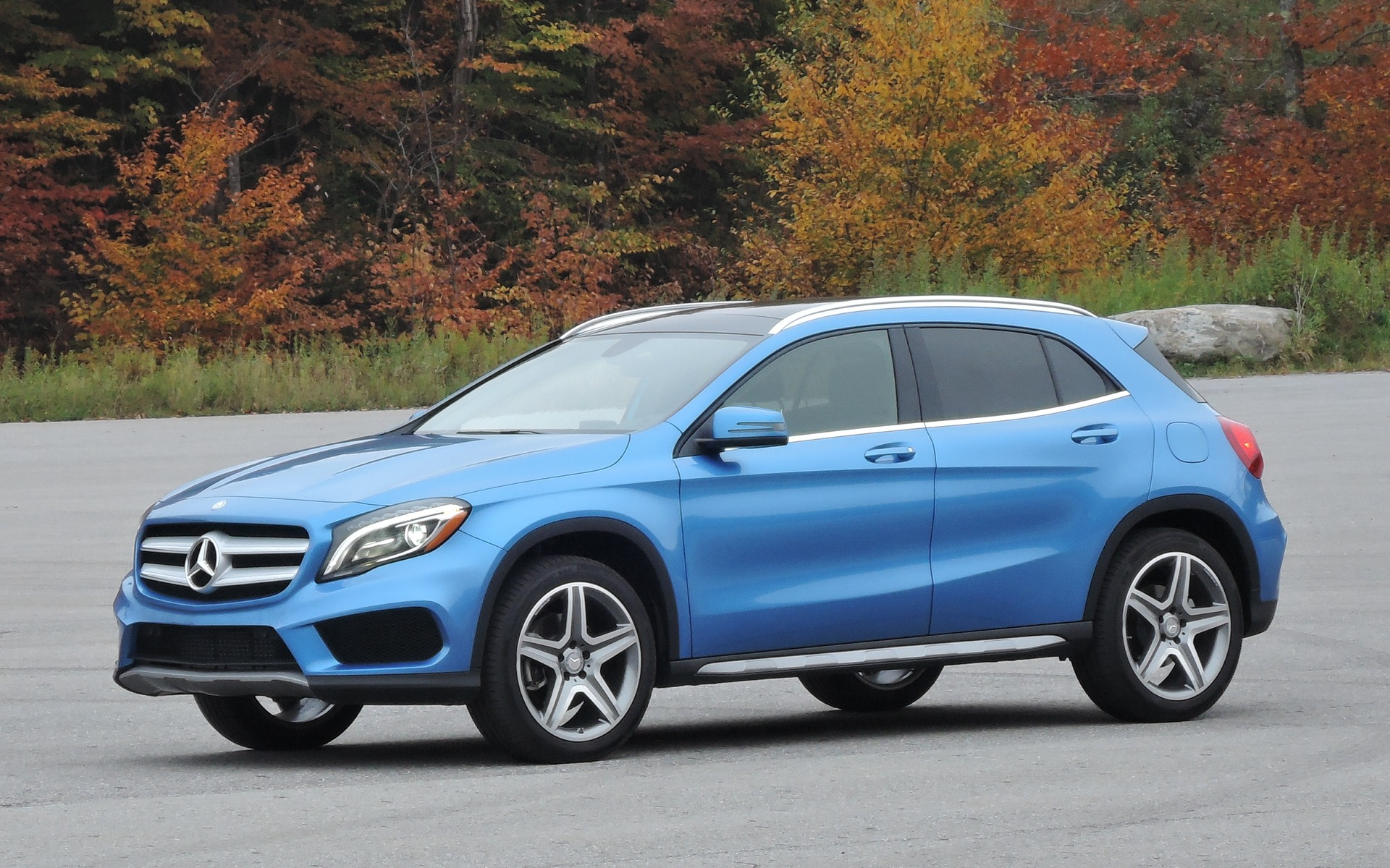 2015 Mercedes Benz Gla Practical Or Sporty 6 36