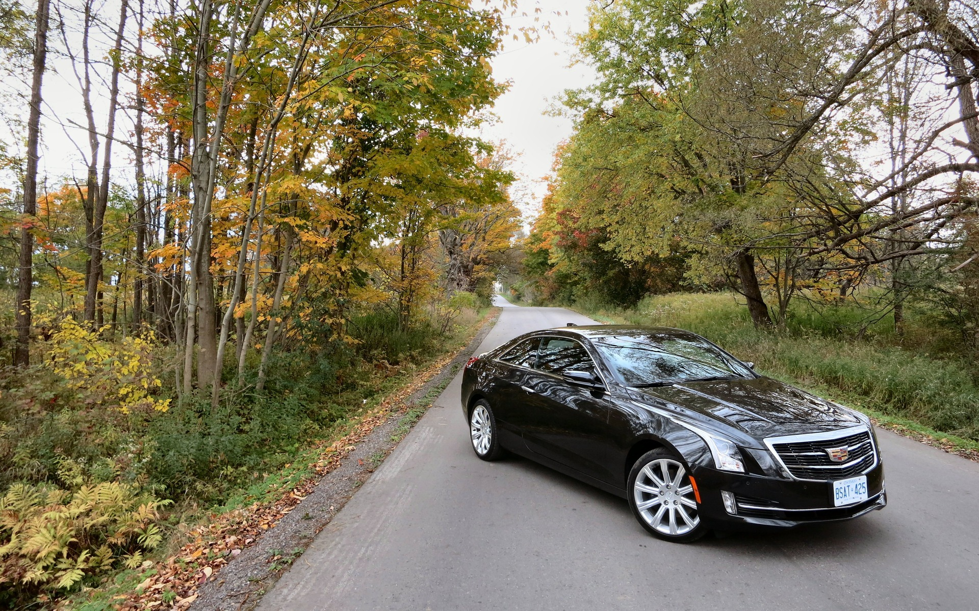 Cadillac Ats Coupe >> 2015 Cadillac ATS Coupe: The Second Front - 1/20