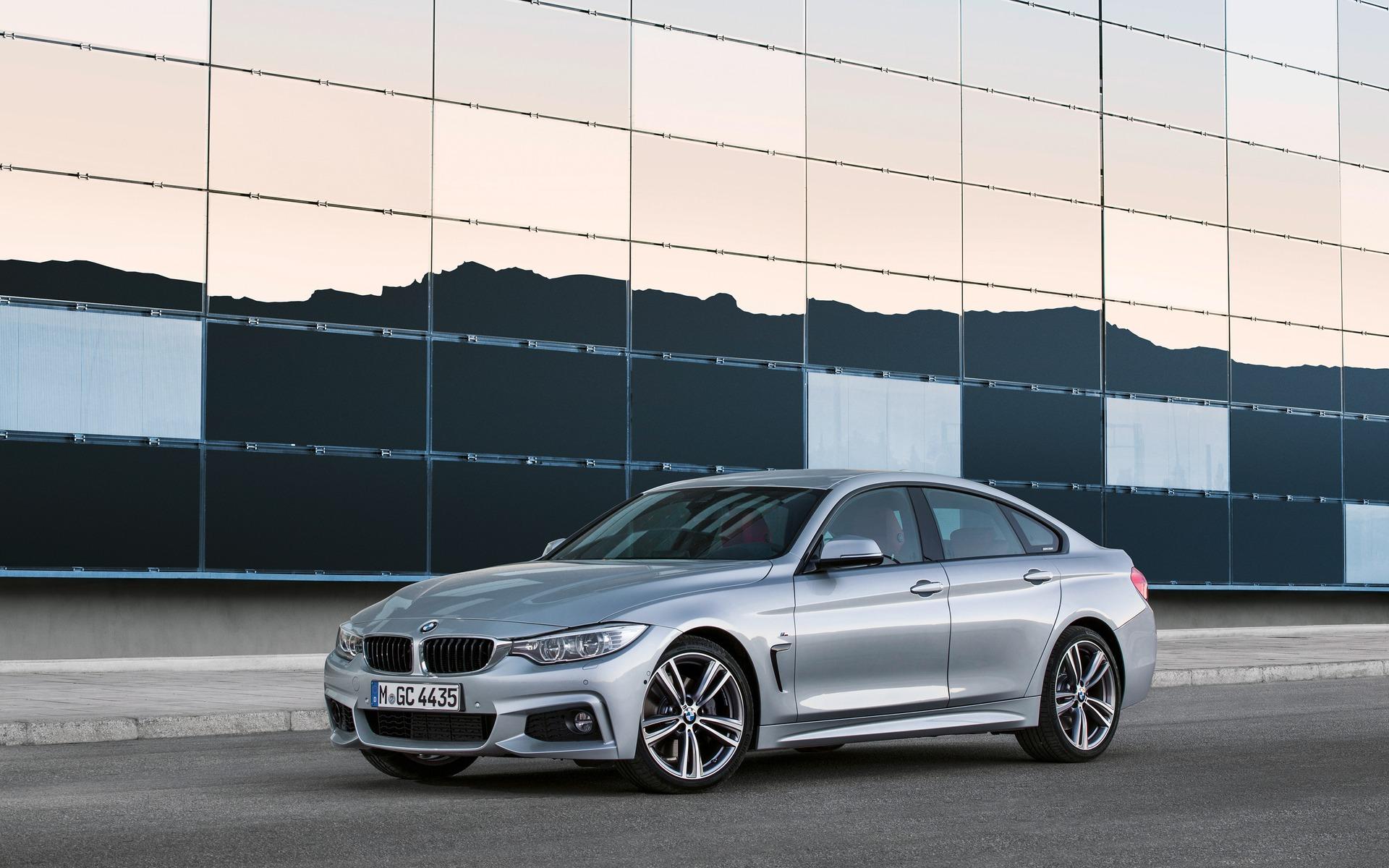 2015 BMW 4 Series Gran Coupe.