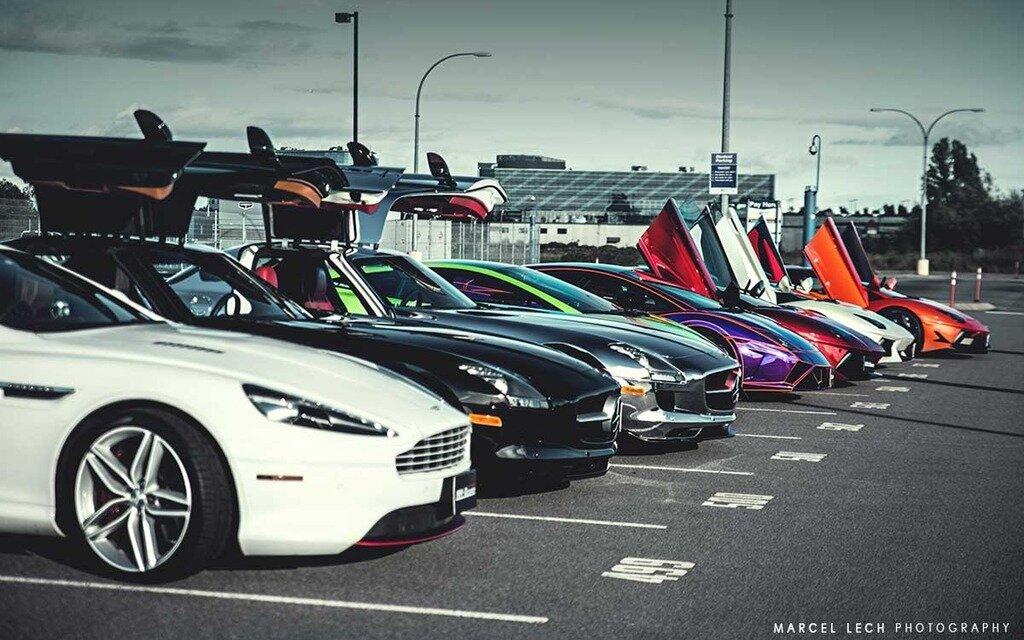 Do Car Dealers Share Inventory