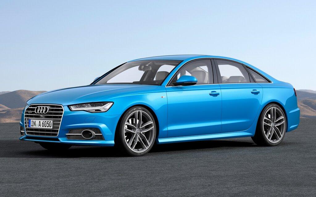 2016 Audi A6 Blame It On The Suvs 1 14