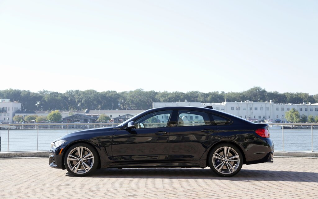 2015 bmw 4 series gran coupe move over 3 series the car. Black Bedroom Furniture Sets. Home Design Ideas