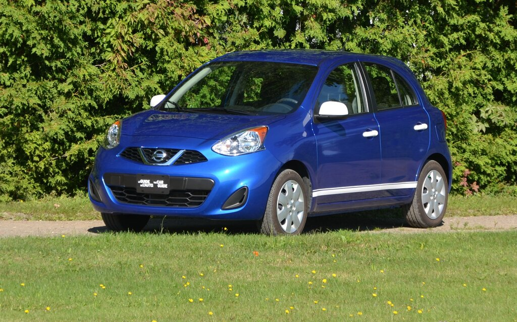 2015 nissan micra small car for a small price the car. Black Bedroom Furniture Sets. Home Design Ideas