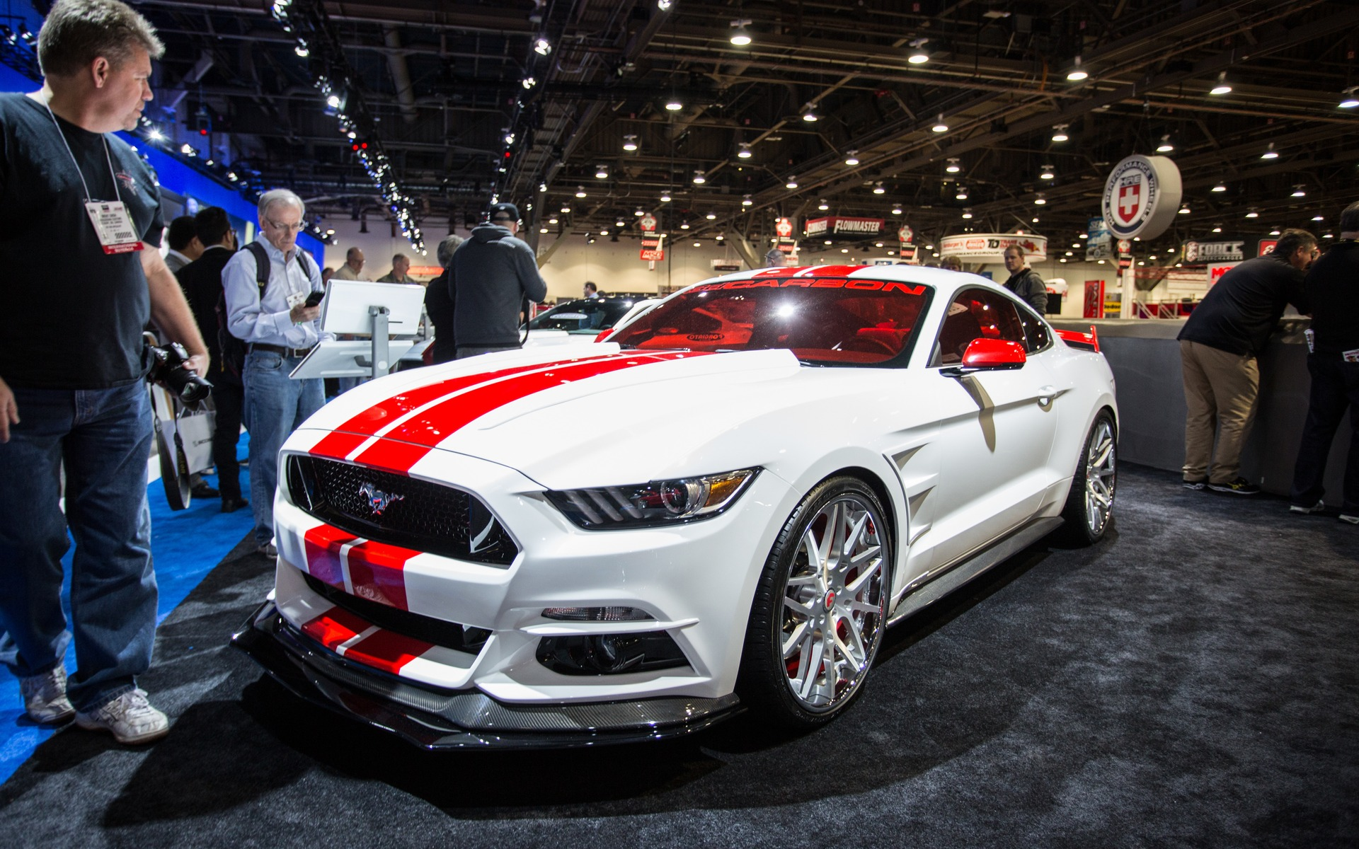 2014 Sema Show\'s Best Mustang - 15/41