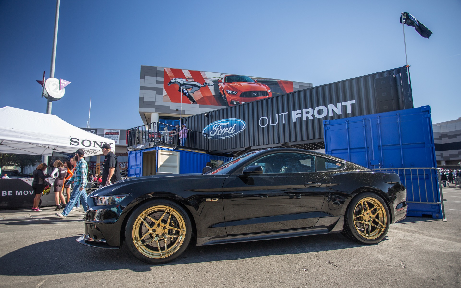 galpin auto sport will celebrate mustang u0026 39 s 50th anniversary at sema