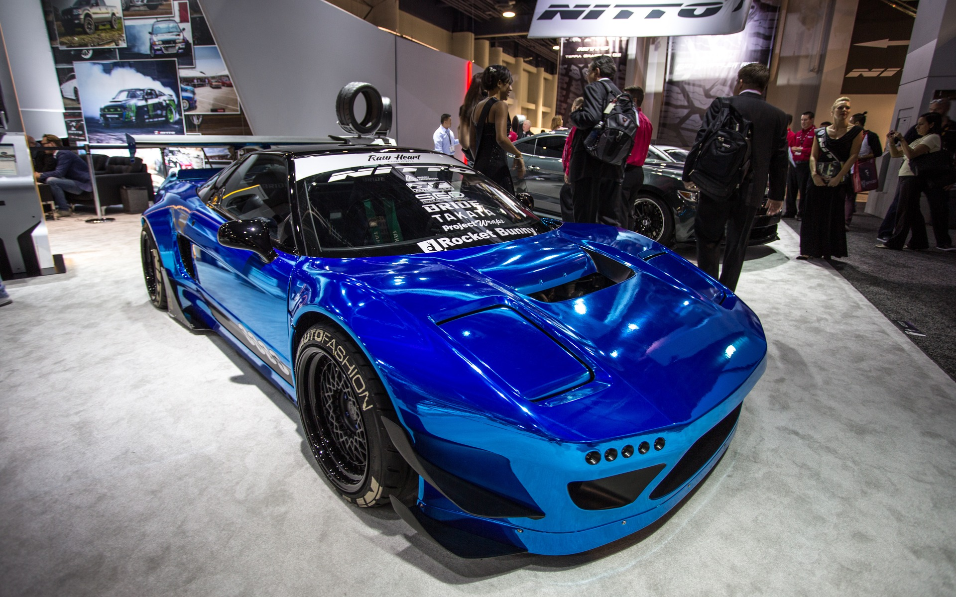 Subaru Brz 2014 >> The Beauties Of The Sema Show - 15/20
