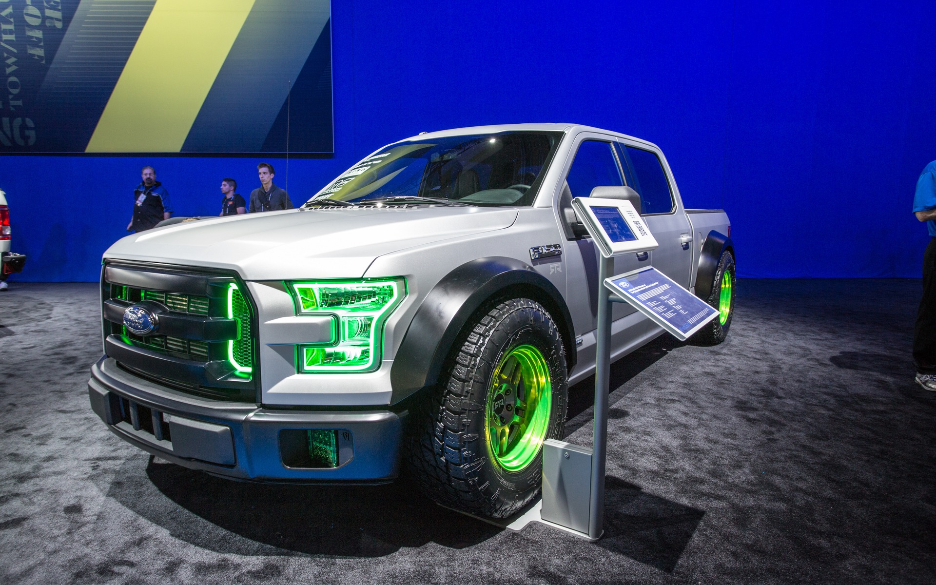 American Expedition Vehicles >> 2018 Ford Expedition Sema | Go4CarZ.com