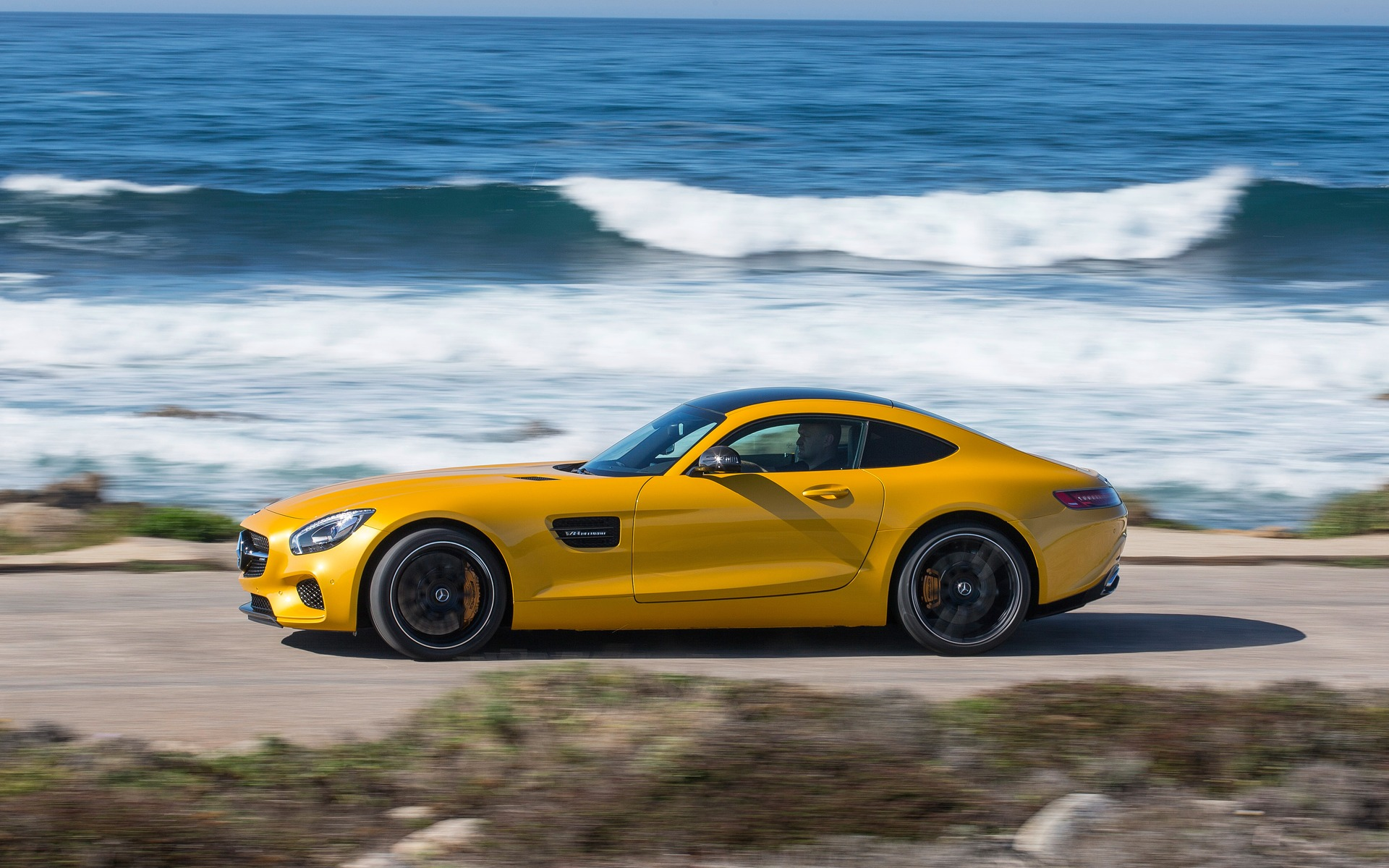 The 2016 Mercedes-AMG GT: A New Halo Car With A New Mission - 1/32
