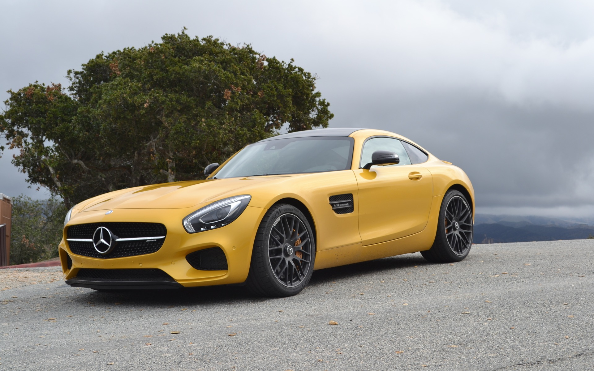 The 2016 Mercedes Amg Gt A New Halo Car With A New