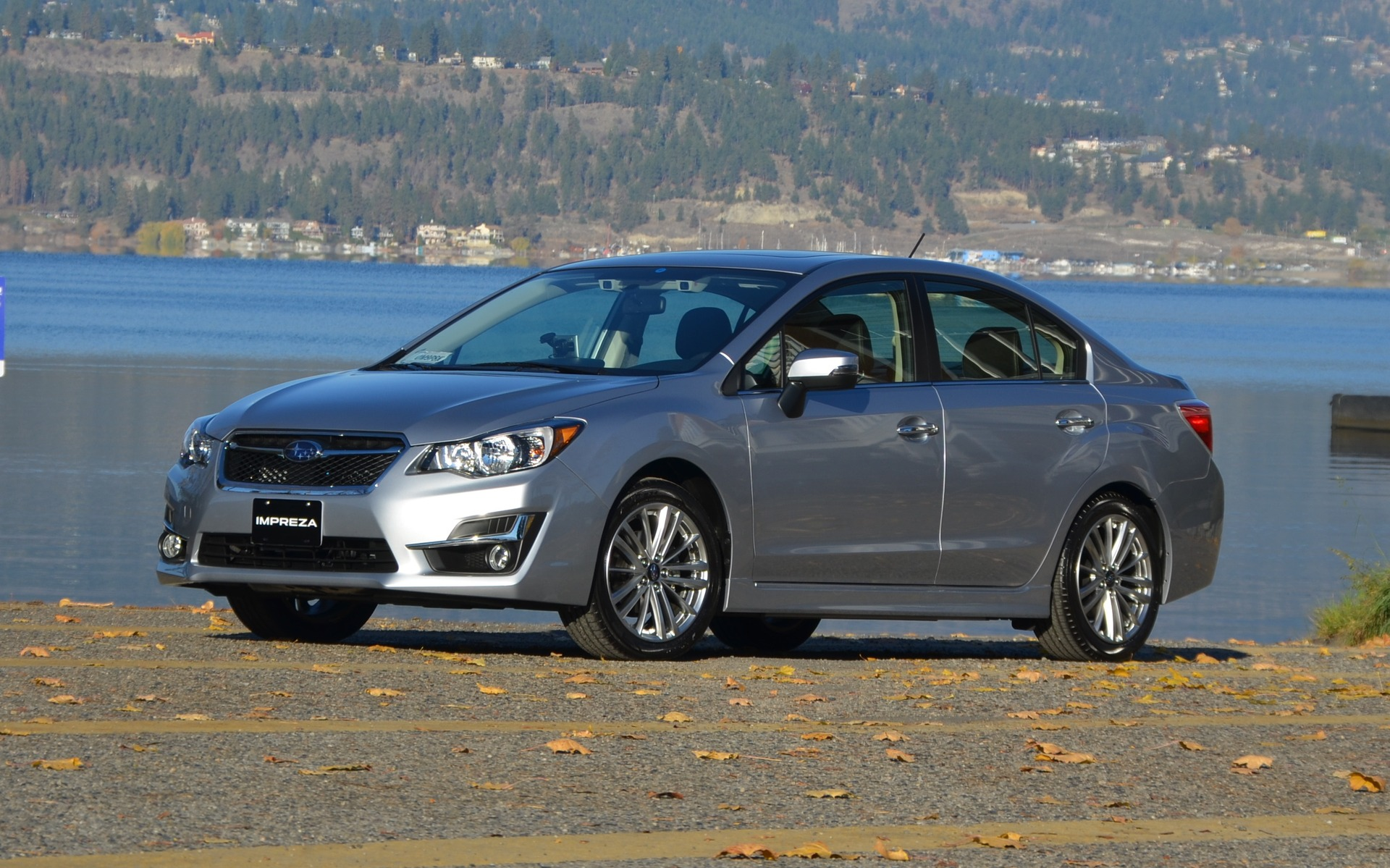 2015 subaru impreza: thank goodness for winter! - the car guide