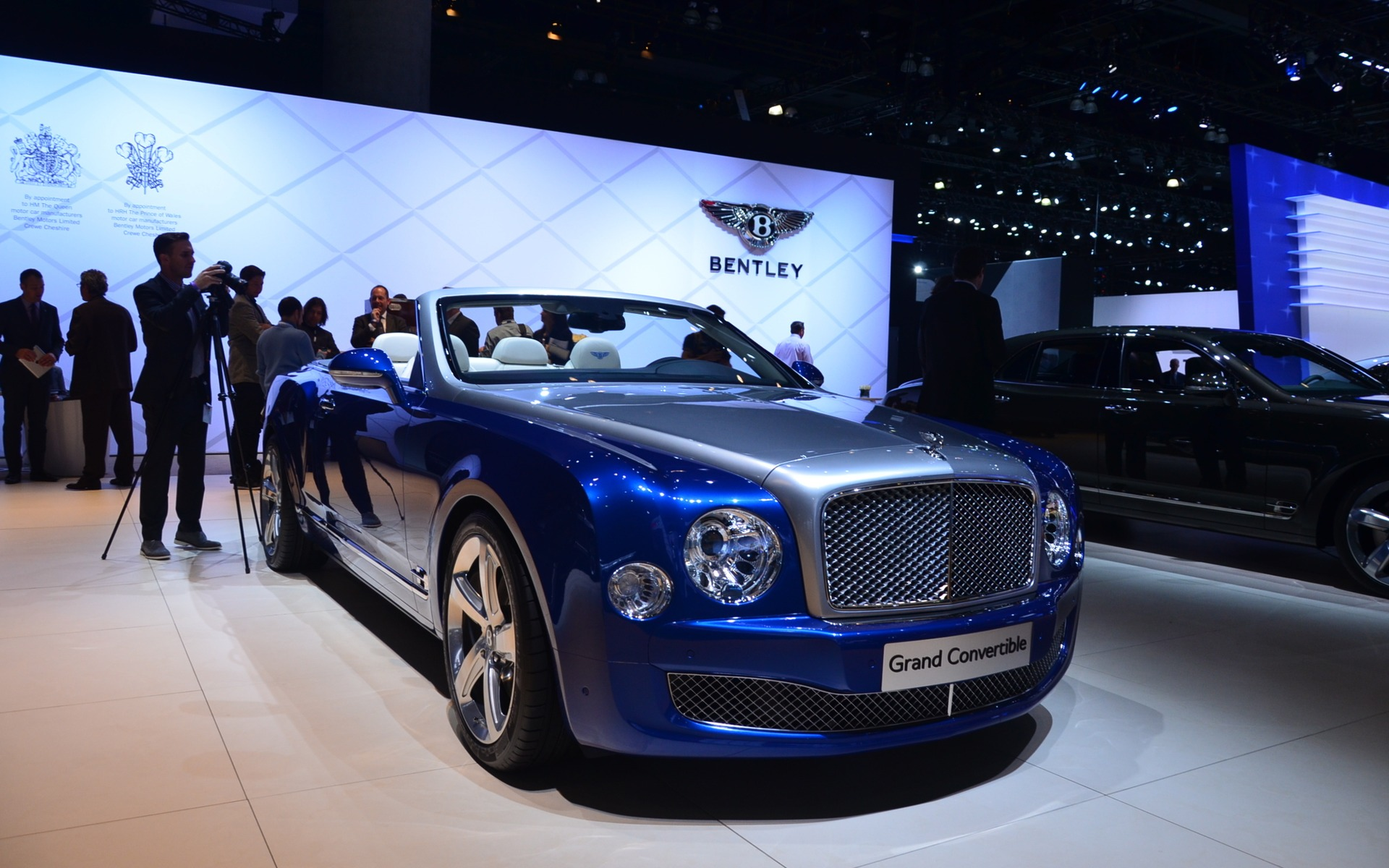 Bentley Grand Convertible: Perfect For L.A.\'s Sun - The Car Guide
