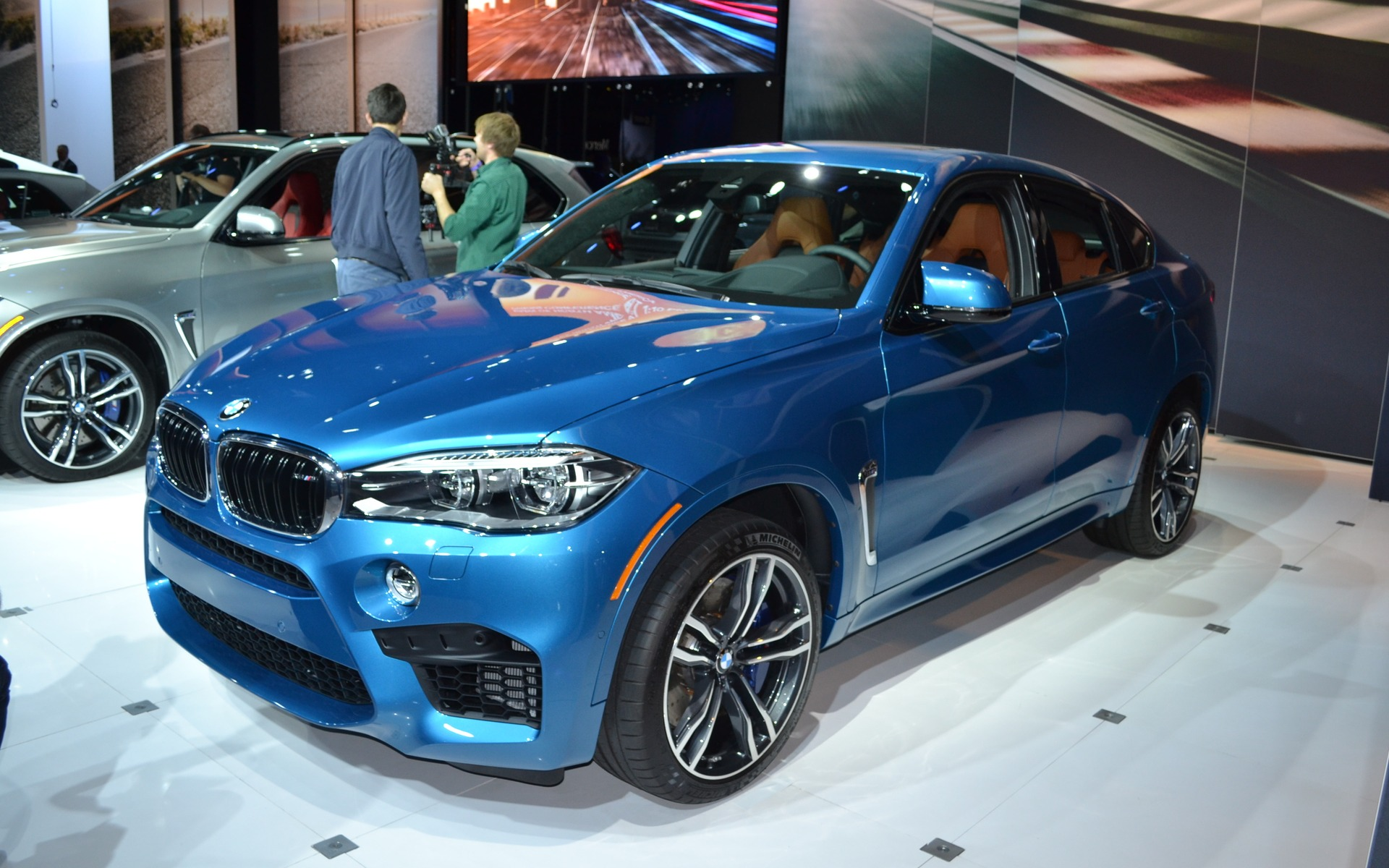 Here Are The 2015 BMW X5 X6 M