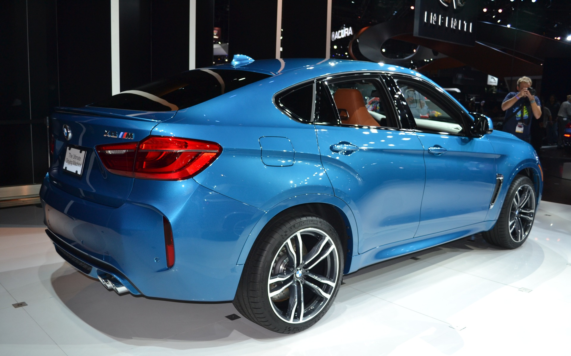 Here Are The 2015 Bmw X5 X6 M 3 19