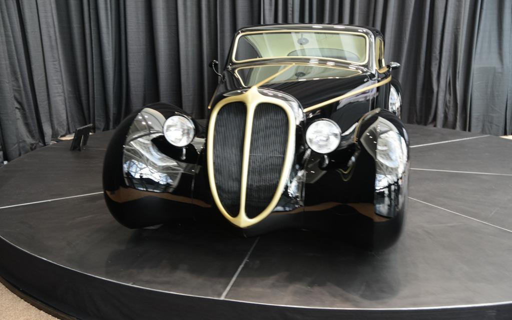 Black Pearl - Une voiture unique