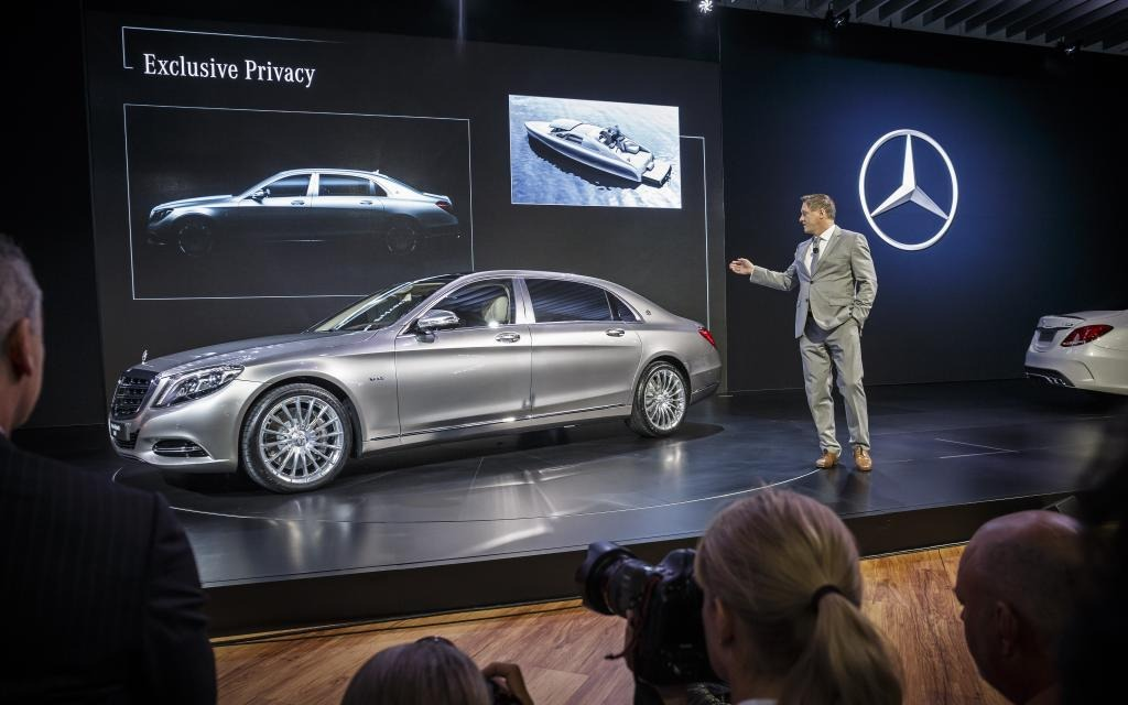 La Maybach effectue un retour en tant que Mercedes-Maybach !