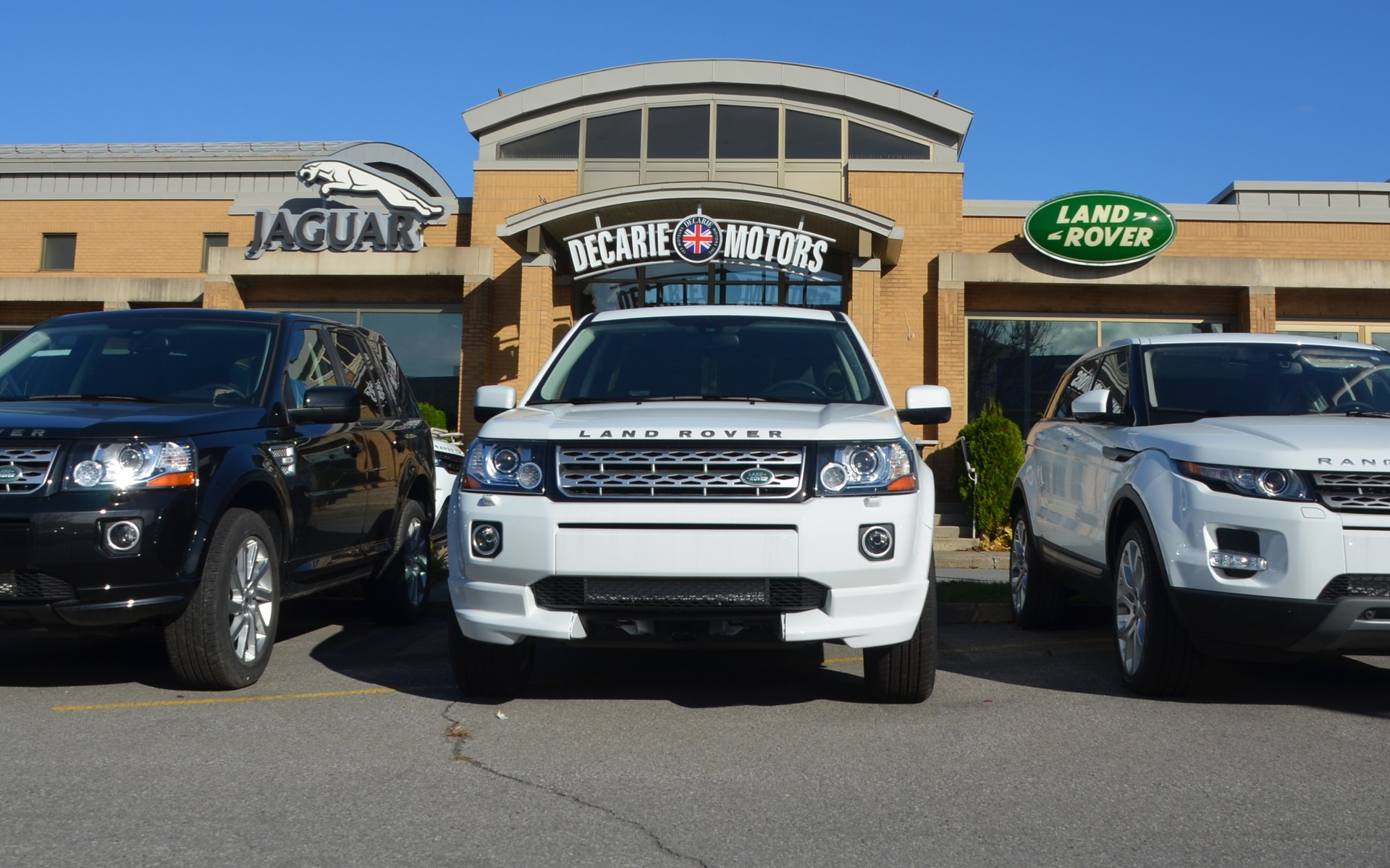 Decarie motors english cars and family values the car guide for Family motors used cars