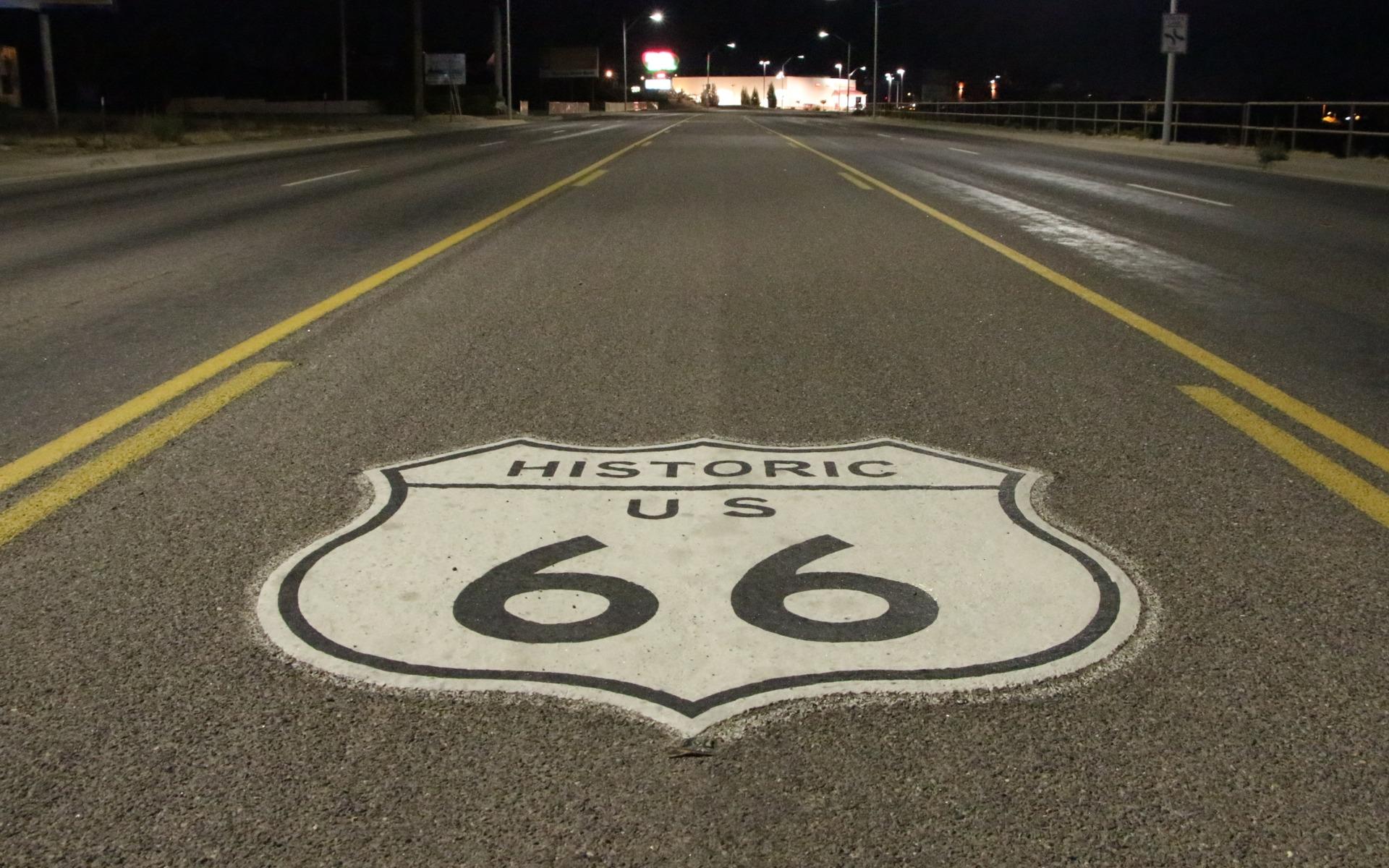4 000 km d'histoire américaine