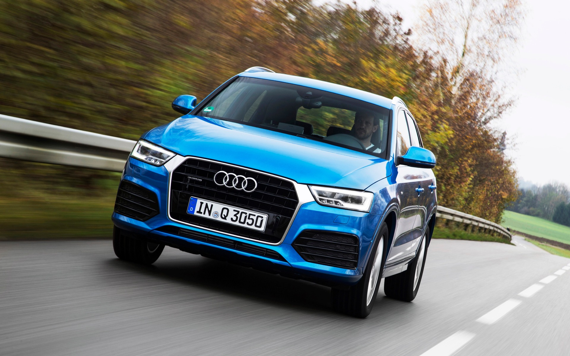 2016 audi q3 new look for the compact luxury suv the car guide. Black Bedroom Furniture Sets. Home Design Ideas