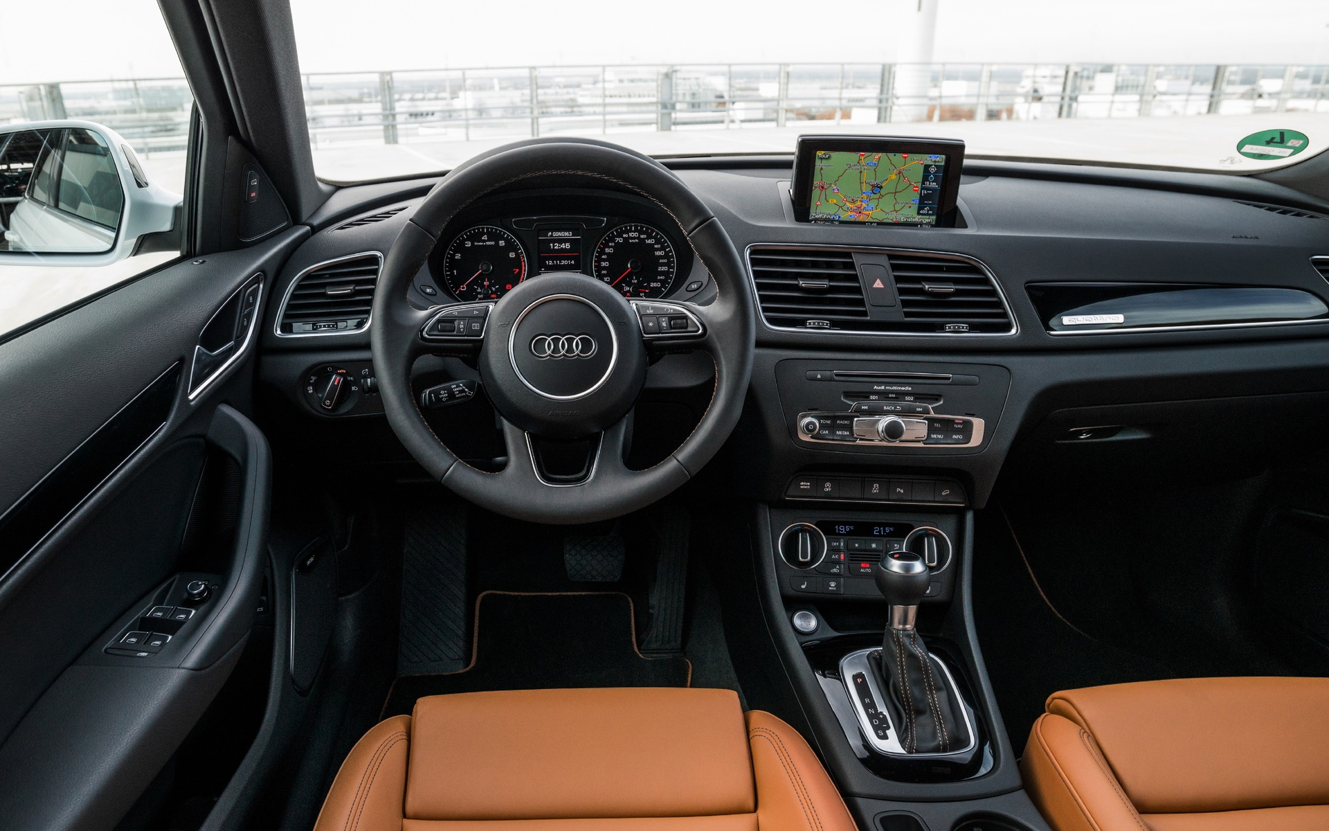 2016 Audi Q3 New Look For The Compact Luxury Suv 3 19