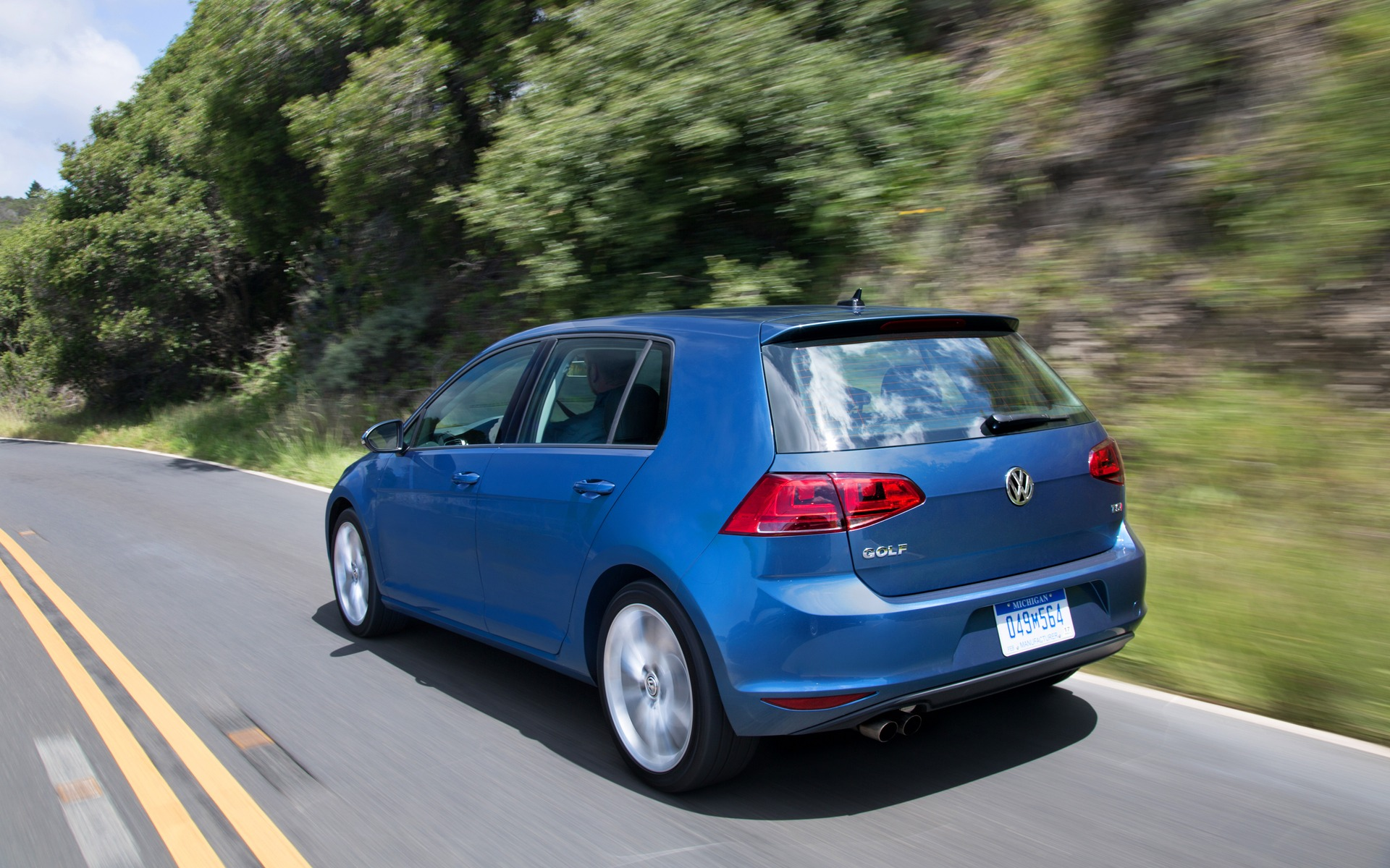2015 Volkswagen Golf Tsi M Q B Spells Success For New